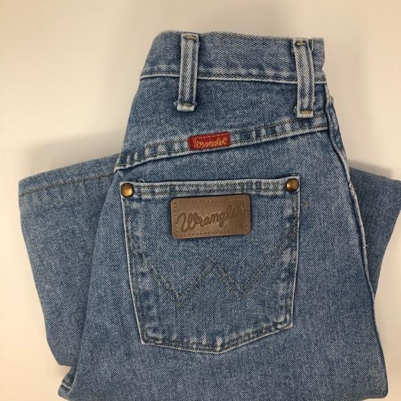Wrangler Denim - Wrangler jeans